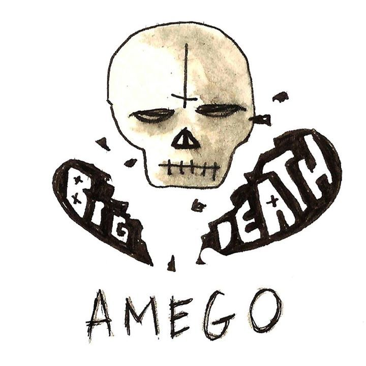 Big Death Amego Tour Dates
