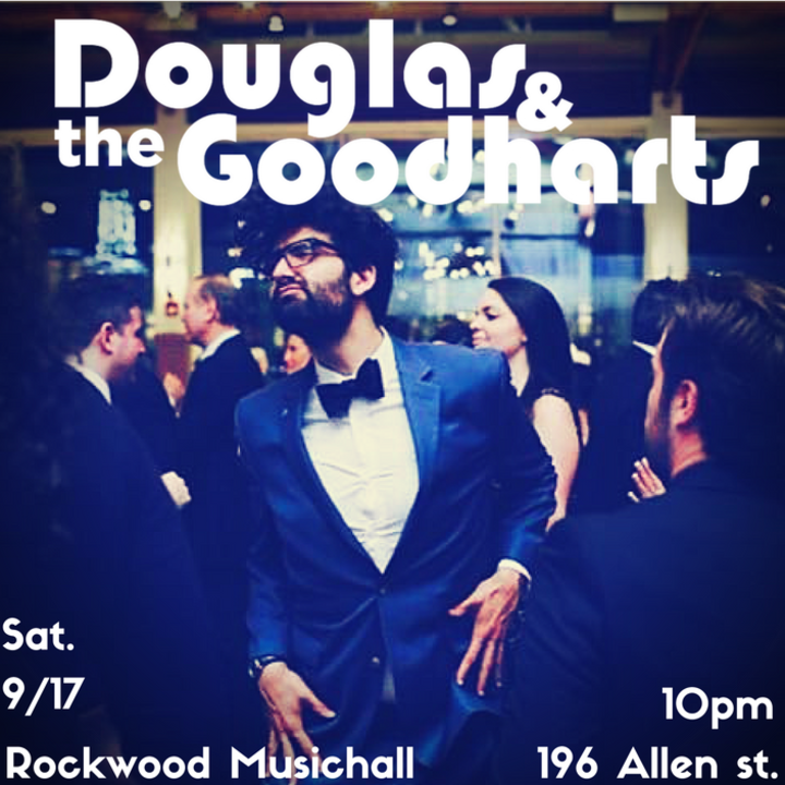 Douglas And The Goodharts Tour Dates