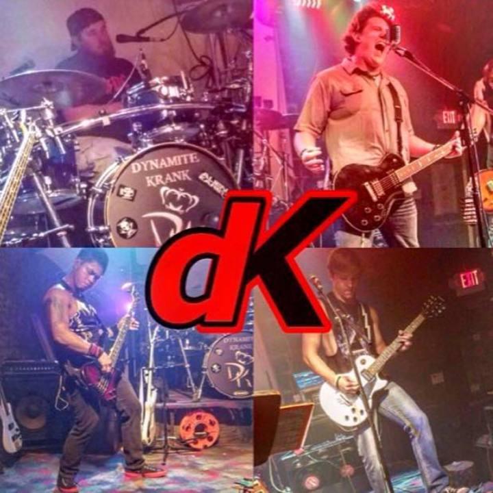 Dynamite Krank Tour Dates