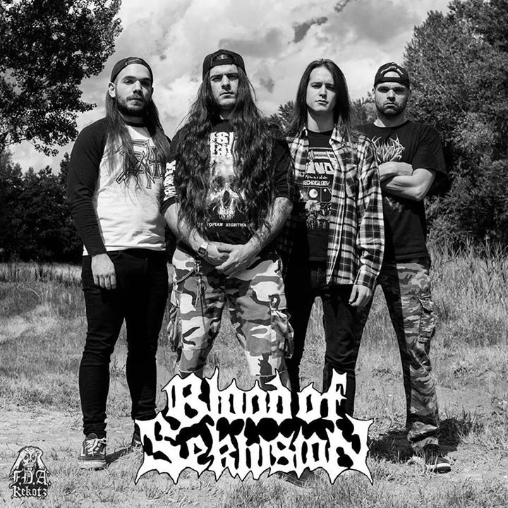 BLOOD OF SEKLUSION Tour Dates