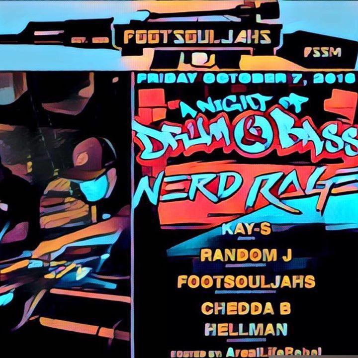 Footsouljahs Tour Dates