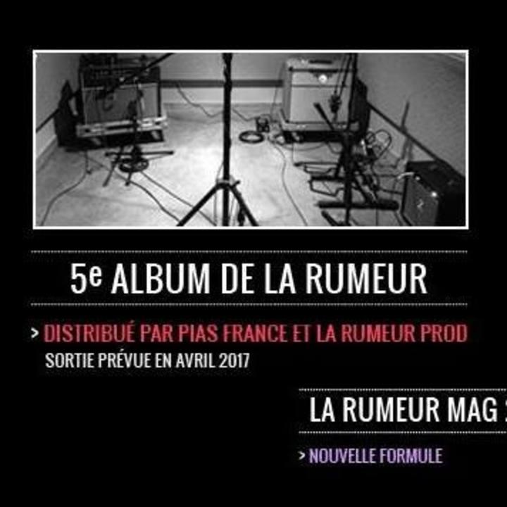 La Rumeur Tour Dates