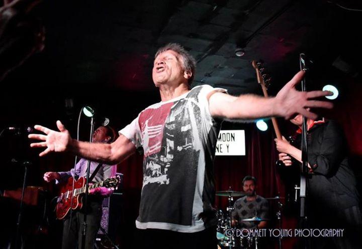 Johnny Warman Tour Dates
