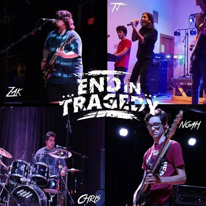 End In Tragedy Tour Dates