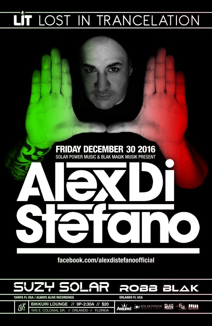 Alex Di Stefano @ Bikkuri Lounge  - Orlando, FL