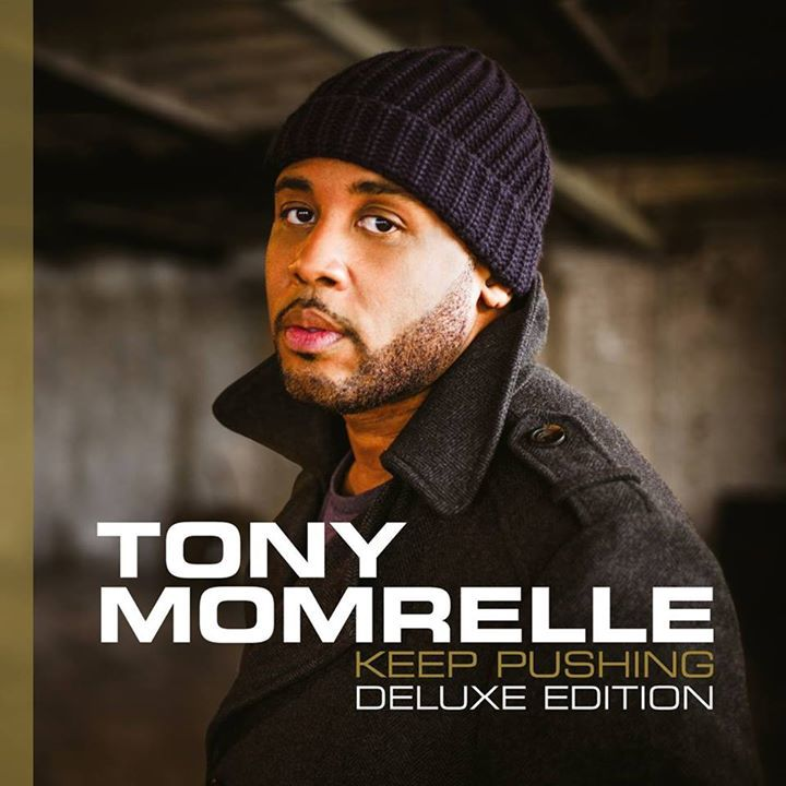 Tony Momrelle Tour Dates
