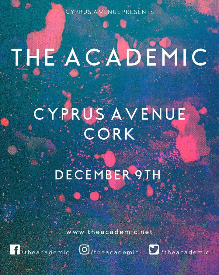 the Academic @ Cyprus Avenue - Cork, Ireland