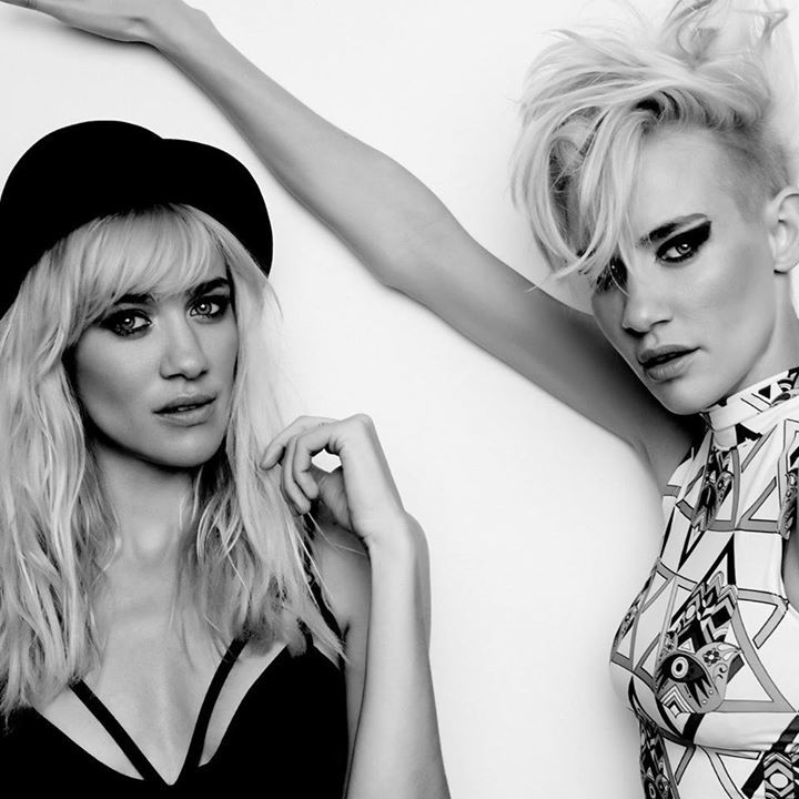 NERVO @ Electric Daisy Carnival London - London, United Kingdom