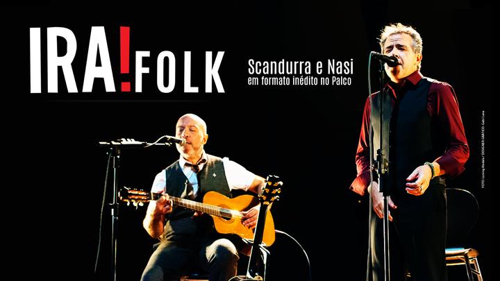 Ira! @ *FOLK - Rota Acústica - Campo Grande, Brazil