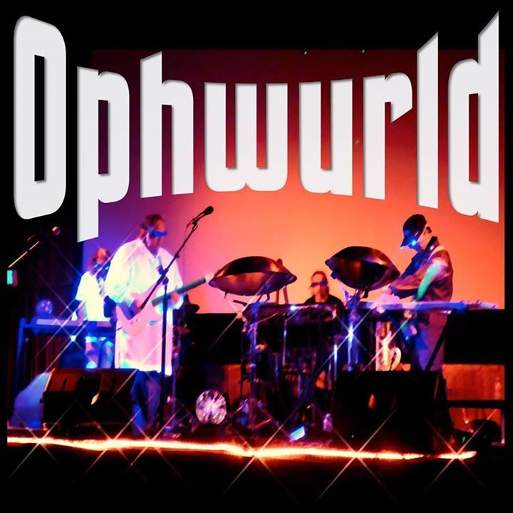 Ophwurld Tour Dates