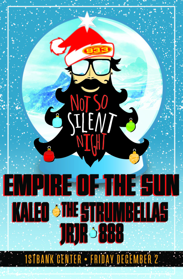 The Strumbellas @ 1stBANK Center - Broomfield, CO