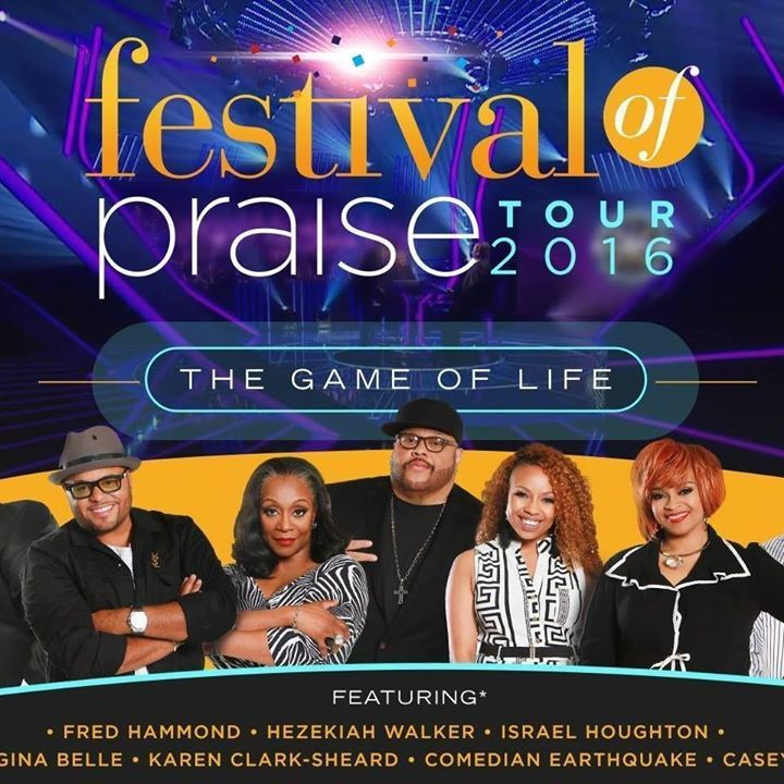 Festival of Praise Tour @ Altria Theater - Richmond, VA