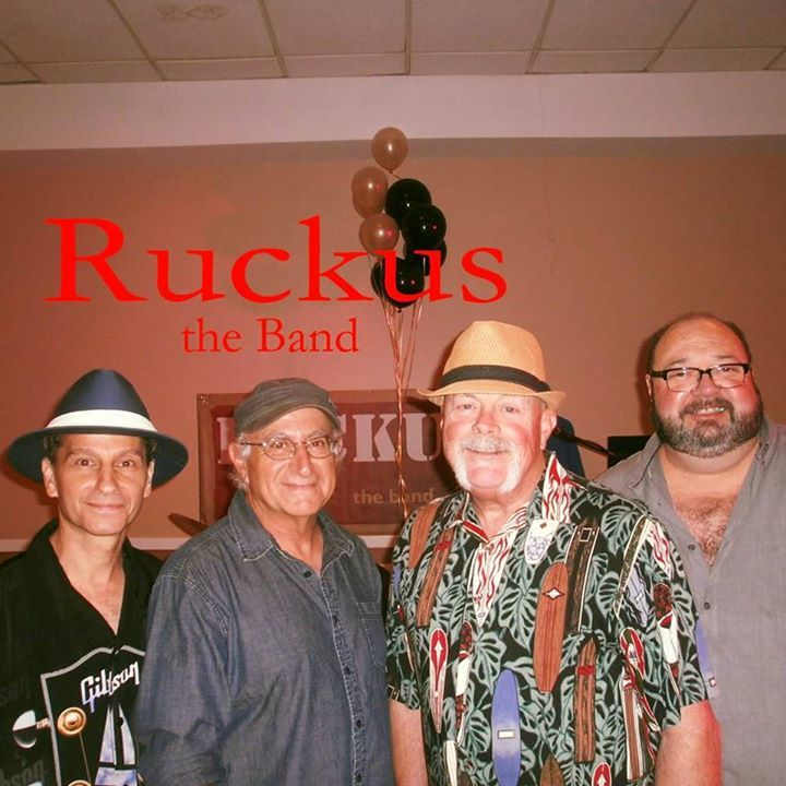 Ruckus the Band Tour Dates