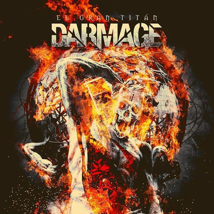 Darmage Tour Dates