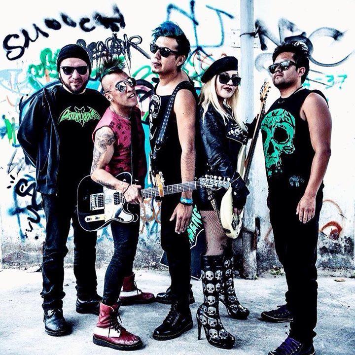 Los Desenchufados Garagepunk Tour Dates