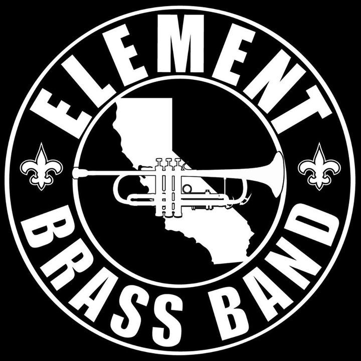 Element Brass Band Tour Dates