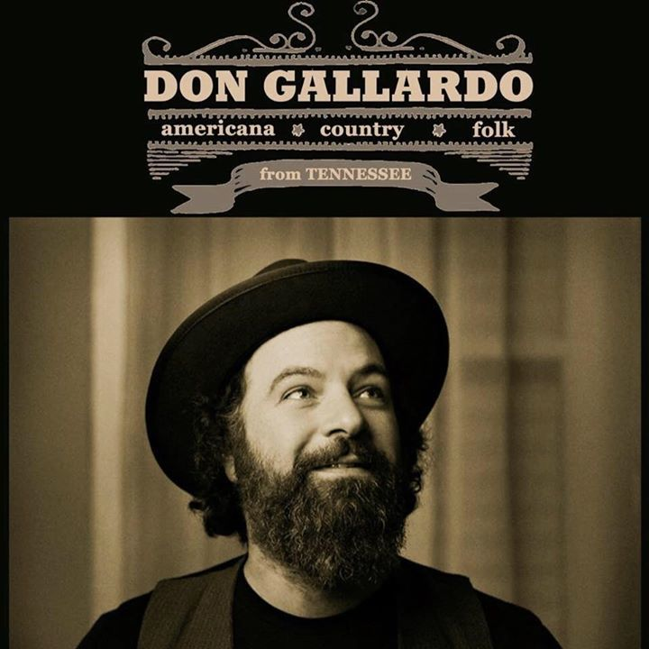 Don Gallardo Tour Dates
