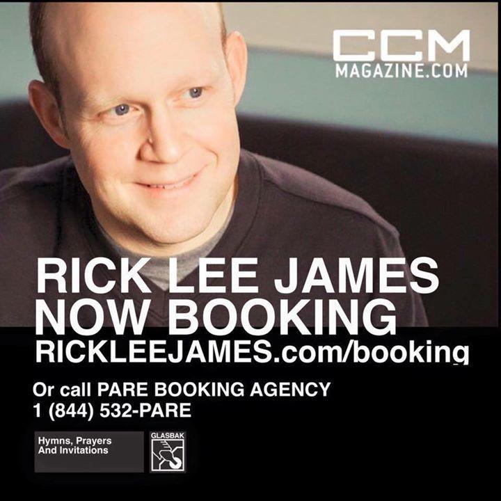 Rick Lee James Tour Dates