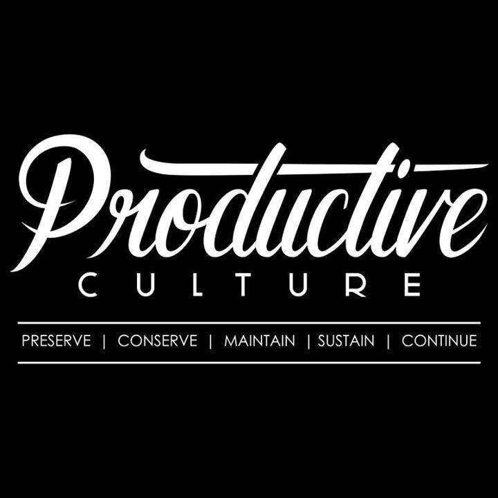 Productive Culture Tour Dates