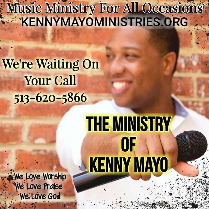 The Ministry Of Kenny Mayo Tour Dates