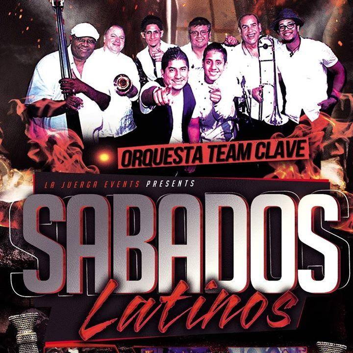 Orquesta Team clave Tour Dates