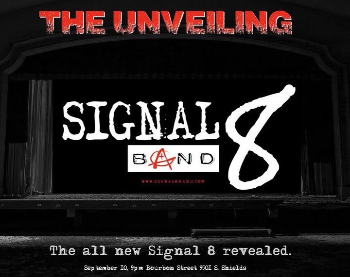 Signal 8 Band Tour Dates