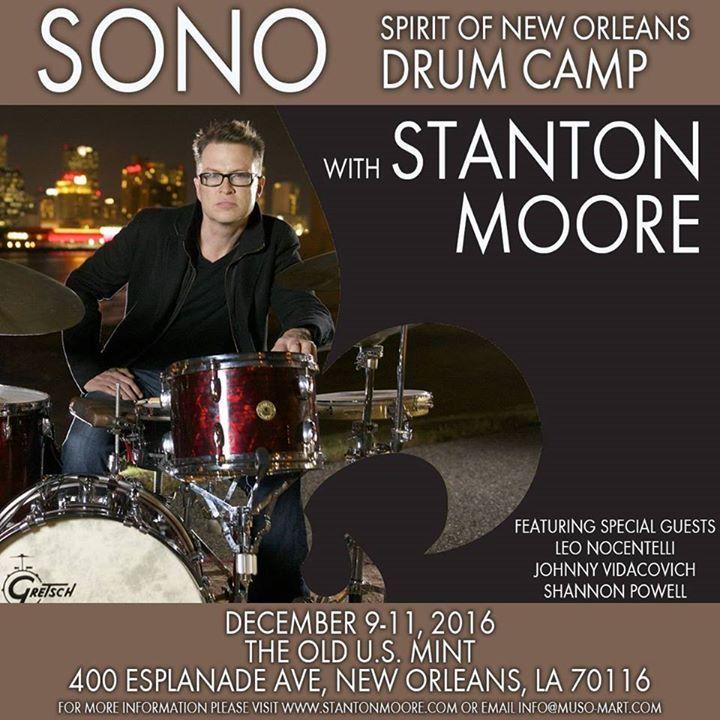 Stanton Moore Tour Dates