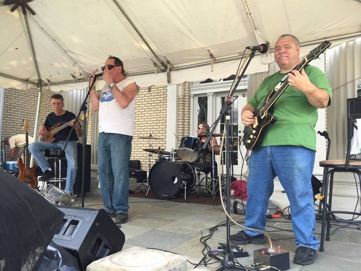Side F/X Band N.Y. @ Blueberry Festival - Ellenville, NY