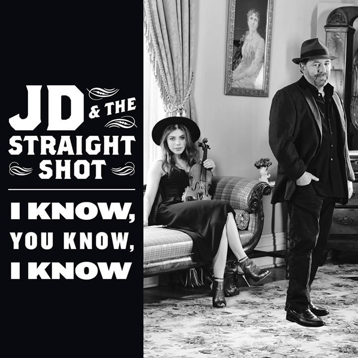 JD & The Straight Shot @ Ruth Eckerd Hall - Clearwater, FL