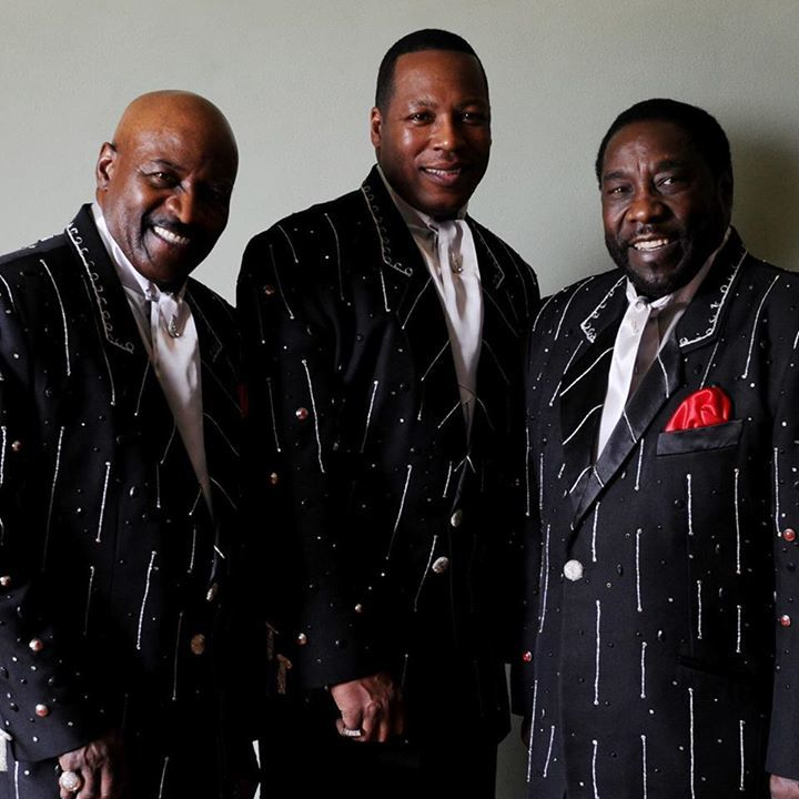 The Ojays @ Temple Theatre-MI - Saginaw, MI