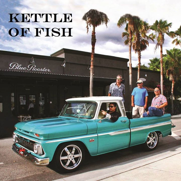 Kettle Of Fish Tour Dates
