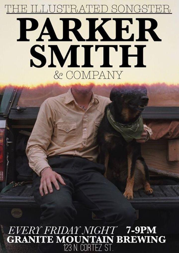 Parker Smith Tour Dates