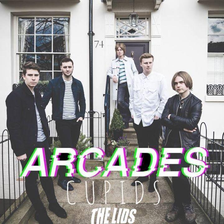 Arcades Tour Dates