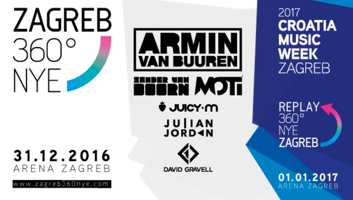DJ Juicy M @ Zagreb Arena - Zagreb, Croatia
