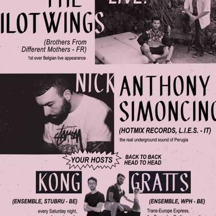 Kong Tour Dates