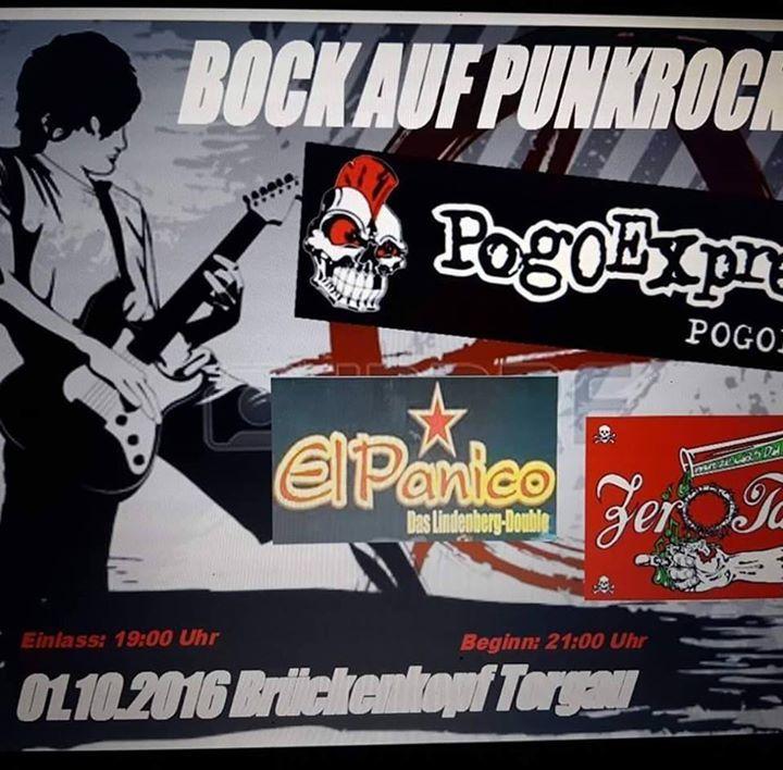 Pogoexpress Tour Dates