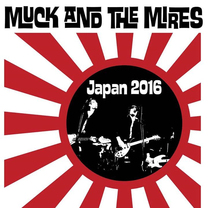 Muck & The Mires Tour Dates