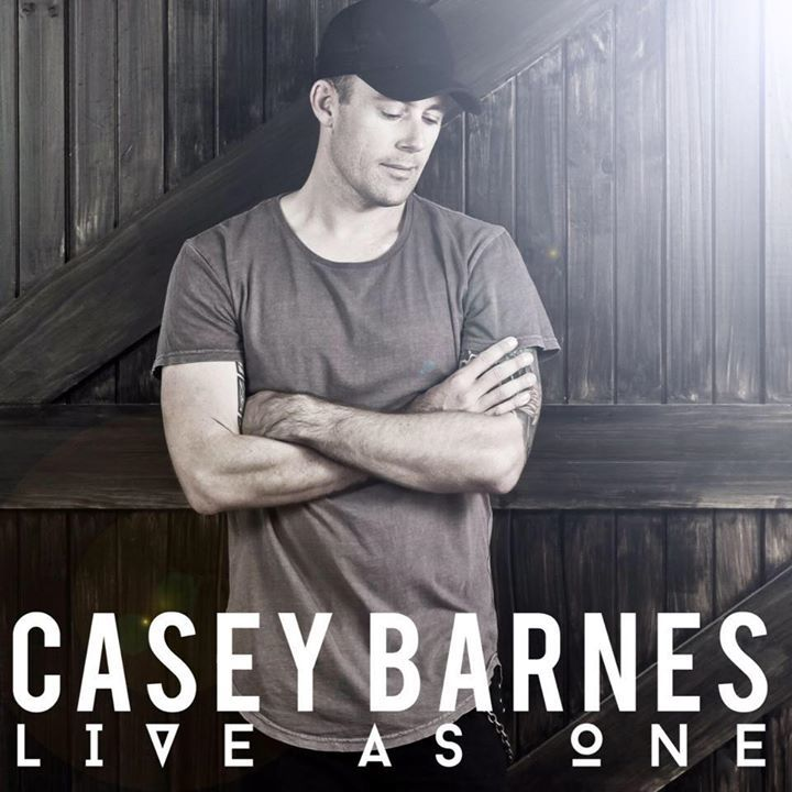 Casey Barnes Tour Dates