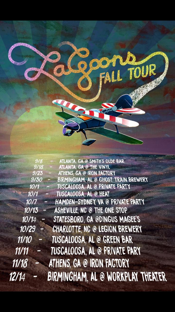 Lagoons Tour Dates