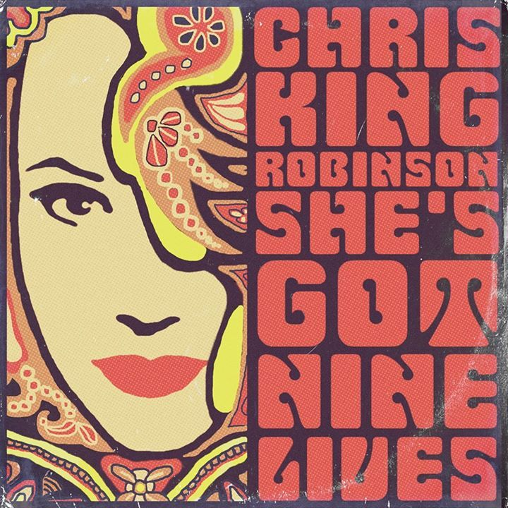 Chris King Robinson Tour Dates