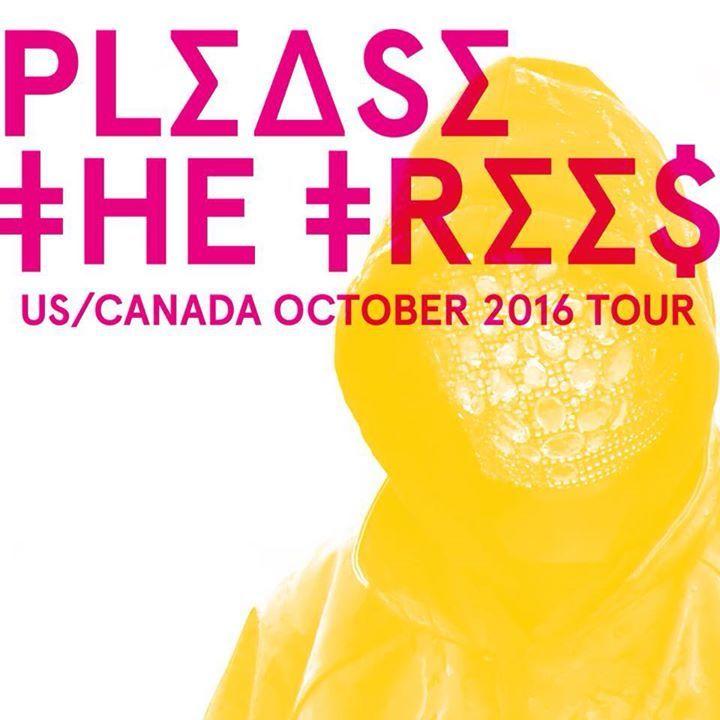 Please the Trees Tour Dates
