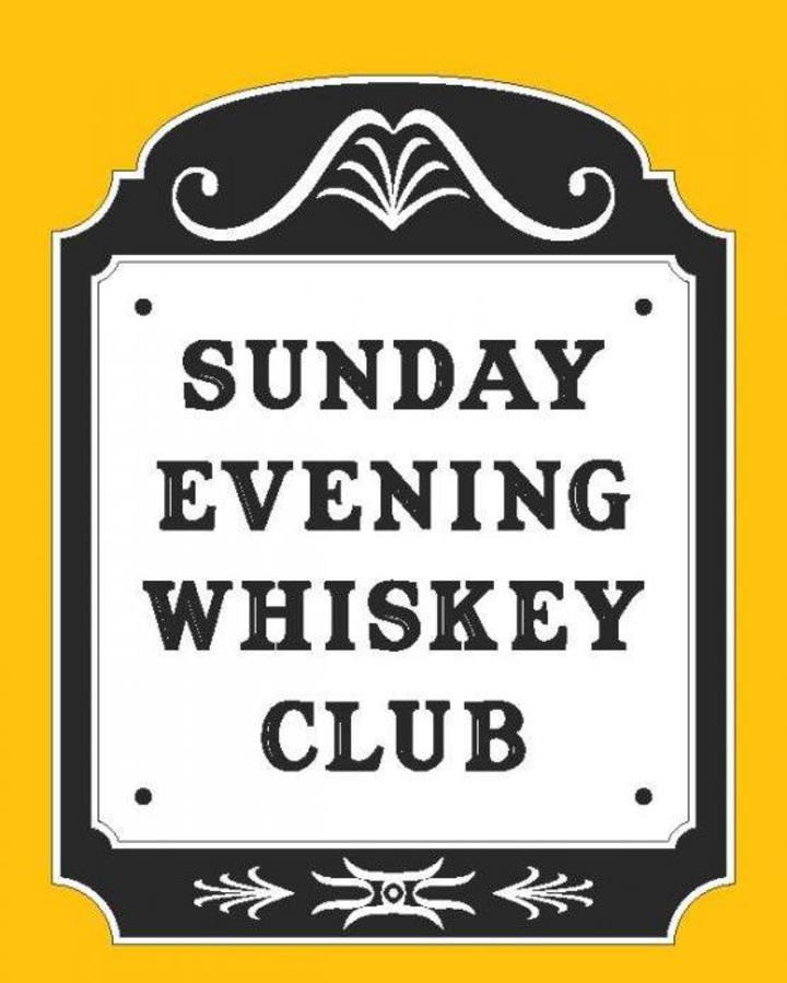 Sunday Evening Whiskey Club Tour Dates