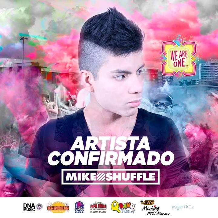 Mike Shuffle @ Castillo Marroquin - Chía, Colombia