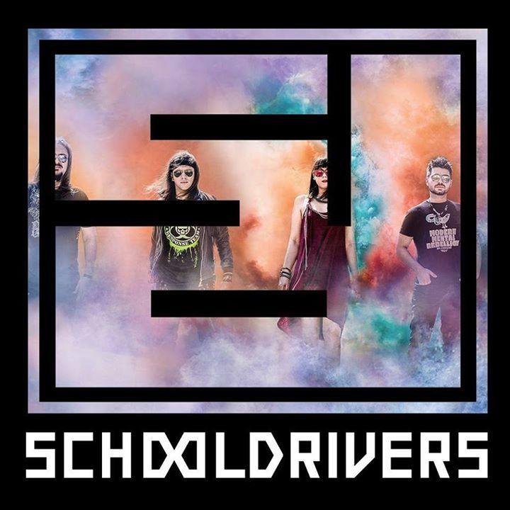 Kay Darens & The SchoolDrivers Tour Dates