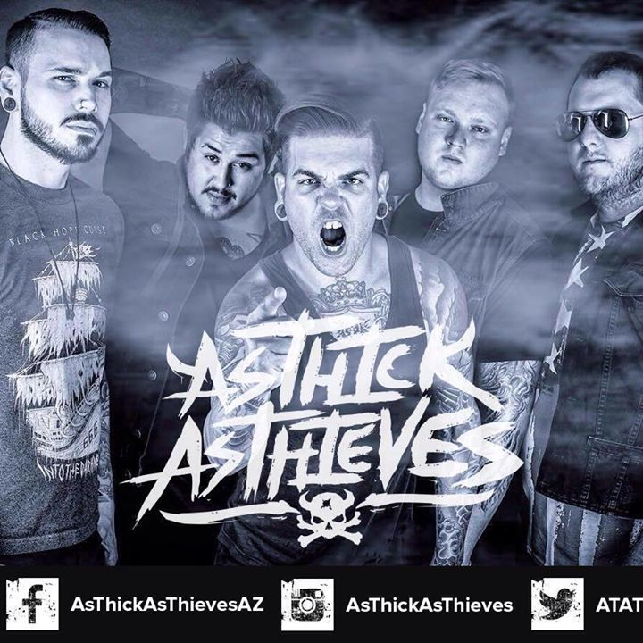 As Thick As Thieves (Band) Tour Dates