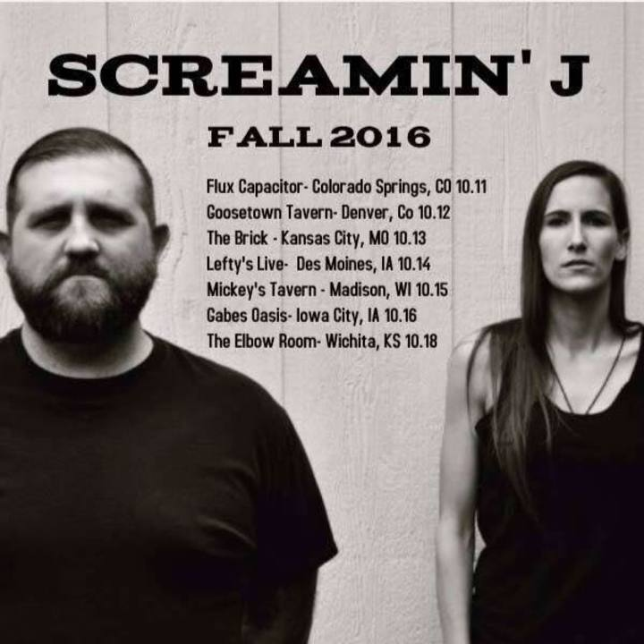 Screamin' J & His Rebel Yell Tour Dates
