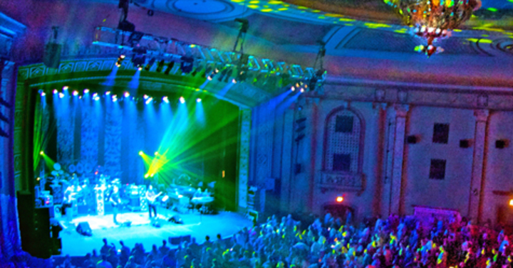 Dark Star Orchestra @ Jefferson Theater - Charlottesville, VA