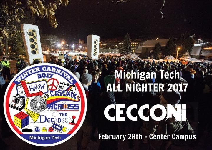 Cecconi @ Winter Carnival 2017 - Houghton, MI