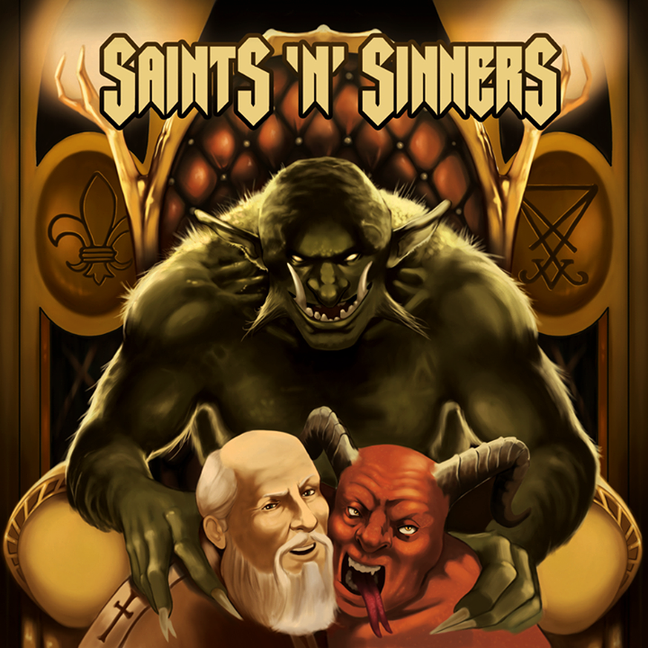 Saints 'N' Sinners Tour Dates