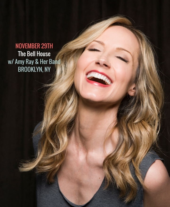 Chely Wright @ The Bell House (w/ Amy Ray & Her Band) - Brooklyn, NY